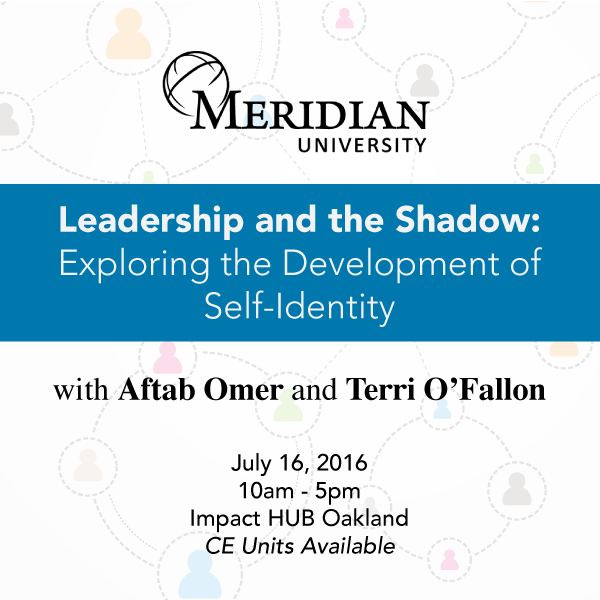 Leadership and the Shadow: Exploring the Development of Self-Identity with Terri O'Fallon and Aftab Omer