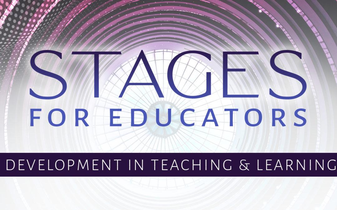 EDU20 – STAGES Education Training